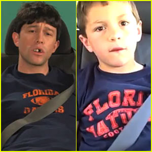 Joseph Gordon-Levitt Reenacts YouTube Viral Sensation 'David at the Dentist' - Watch Now!