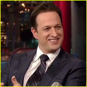 Josh Charles Discusses That Shocking 'Good Wife' Twist on 'Late Show'
