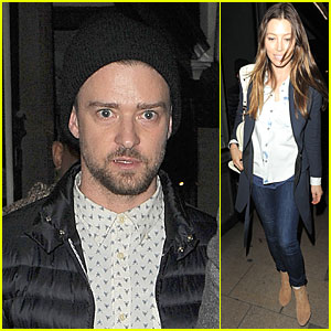 Justin Timberlake & Jessica Biel Show That Love is 'Not a Bad Thing'!
