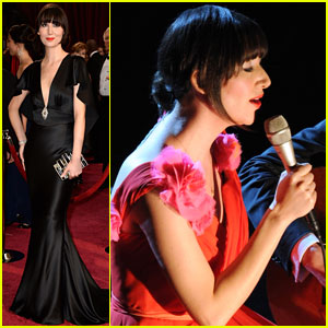 Karen O Performs 'The Moon Song' from 'Her' at Oscars 2014 - Watch Now!