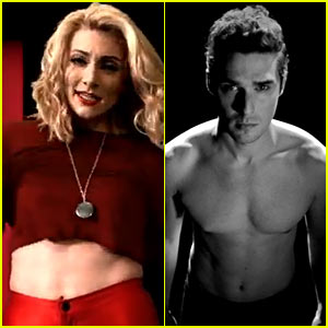 Karmin's Abs Are On Display for 'Pulses' Video Premiere - Watch Now!
