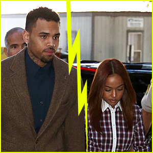 Karrueche Tran Confirms Chris Brown Split on Twitter