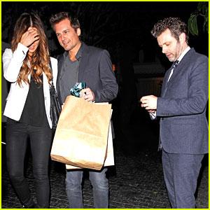 Kate Beckinsale Celebrates Husband Len Wiseman's Birthday with Ex Michael Sheen