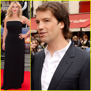 Kate Winslet Gets Support From Husband Ned Rocknroll at 'Divergent' Premiere!
