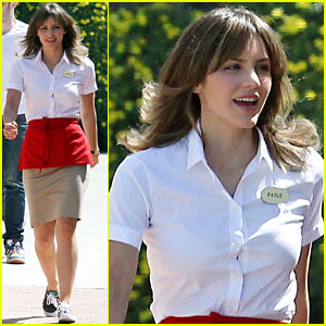 Katharine McPhee Begins Filming 'Scorpion' Just a Day After Casting News Breaks!