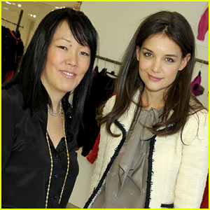 Katie Holmes Issues Statement after Closing 'Holmes & Yang' Fashion Line (Exclusive)