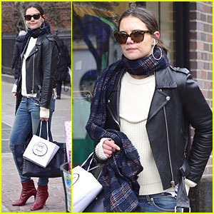 Katie Holmes Is Thrilled to Premiere 'Miss Meadows' at Tribeca Film Fest!