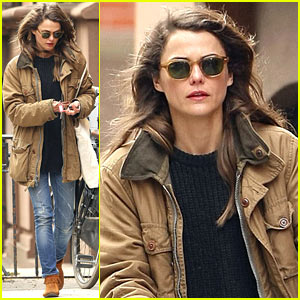 Keri Russell's Birthday is Coming Up This Weekend!