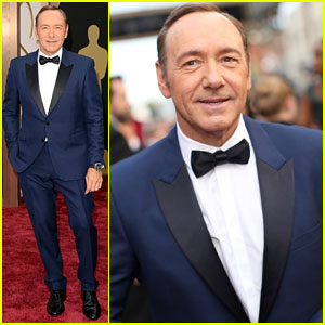Kevin Spacey - Oscars 2014 Red Carpet