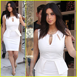 Kim Kardashian Checks on Dash Store Condition After Major Earthquake!