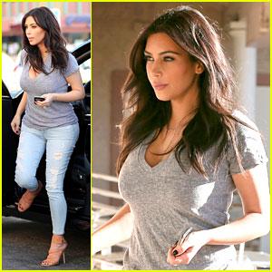 Kim Kardashian is Using Hair Growth Pills to Get Longer Hair