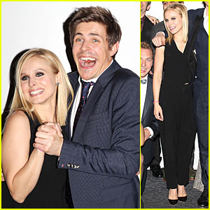 Kristen Bell Makes a Switcheroo for 'Veronica Mars' Premiere After Party!