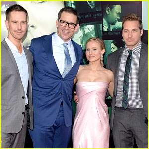 Kristen Bell: 'Veronica Mars' Hollywood Premiere with Jason Dohring!