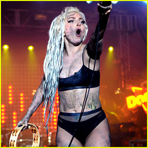 Lady Gaga Gets Puked On at SXSW Concert - Watch Now!