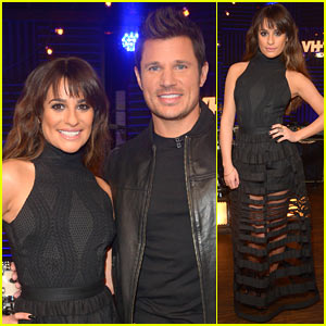 Lea Michele on Her Past Year: My Family & Friends Got Me Through It