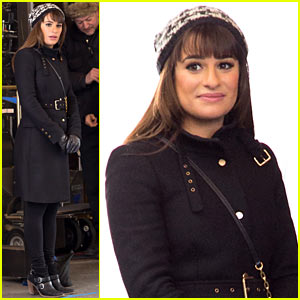 Lea Michele Encourages Becoming a Mentor for Big Brothers Big Sisters!
