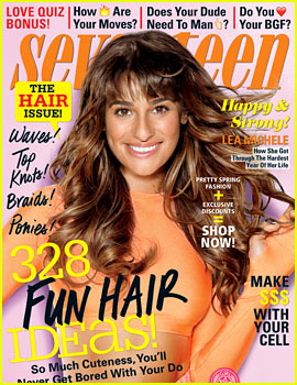 Lea Michele is Game for a 'Glee' Spinoff: 'Let's Do It!'