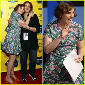 Lena Dunham Opens Up About Hollywood Sexism at SXSW!