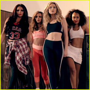 Little Mix: 'Word Up' Video Premiere - Watch Now!