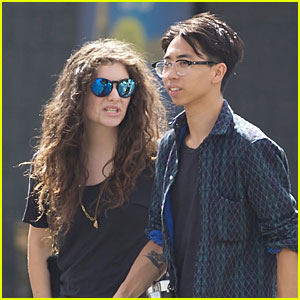 Lorde's Boyfriend James Lowe Blogs About Their Relationship!