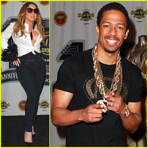 Mariah Carey's Birthday Present From Nick Cannon: Huge Diamond Bracelet!