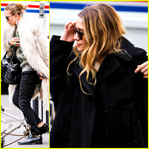 Mary-Kate Olsen Has a French Fiance & Seems to Love French Food Too!