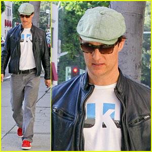 Matthew McConaughey Won't Be Back for 'True Detective' Season 2