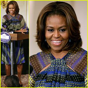 Michelle Obama Hosts Women in Soul Event, President Barack Obama Flubs Spelling of Aretha Franklin's 'Respect'