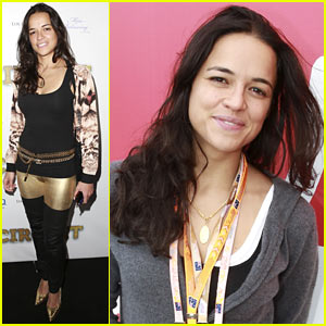Michelle Rodriguez: If I Had to Choose Between Alcohol & Music, I'd Choose Music