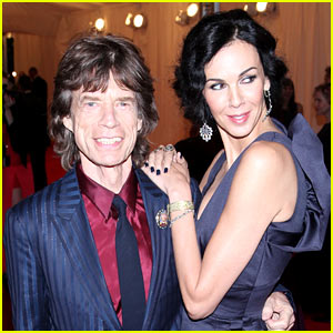 Mick Jagger Releases Statement About Girlfriend L'Wren Scott's Death: 'I Will Never Forget Her'