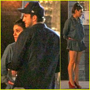 Mila Kunis & Ashton Kutcher: Studio City Double Date!