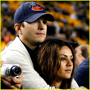 Mila Kunis: Pregnant with Fiance Ashton Kutcher's Baby!