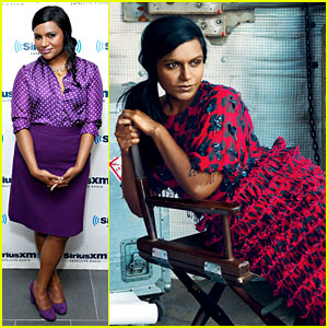 Mindy Kaling on Body Confidence: I Don't Want to Be Skinny