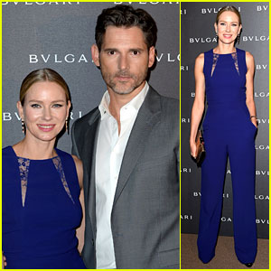 Naomi Watts & Eric Bana Travel to Switzerland for Bvlgari Event!