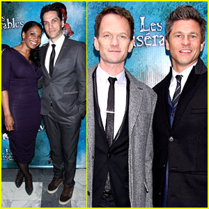 Neil Patrick Harris Helps Celebrate 'Les Miserables' Opening!