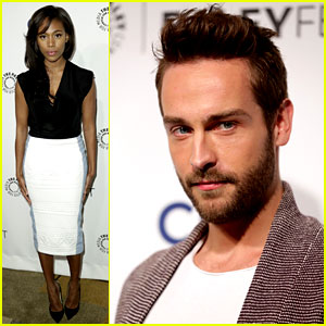 Nicole Beharie & Tom Mison Present 'Sleepy Hollow' at PaleyFest