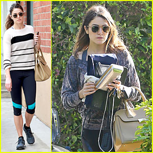 Nikki Reed Is the Perfect Example of Why to Hit the Gym!