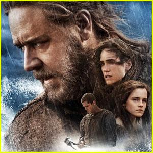 'Noah' Defeats 'Divergent' at Weekend Box Office