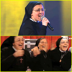 This Nun SLAYS an Alicia Keys' Song on 'The Voice Italy' -- You Must Watch This Video!!!