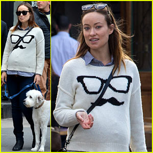 Olivia Wilde Gives Her Seal of Approval to Jason Bateman's 'Bad Words' & HBO's 'Doll & Em'!