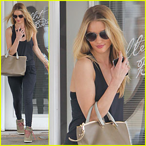 Rosie Huntington-Whiteley Was Immediately Blown Away By Nicole Richie!