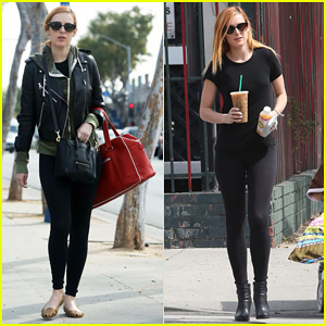 Rumer Willis: WeHo Errands Before Sayers Club Gig!