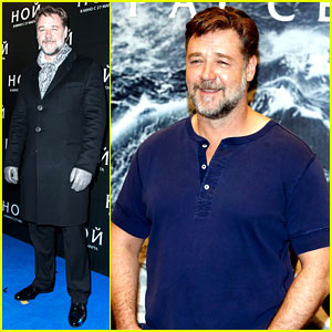 Russell Crowe's Meeting with the Pope Turned Down by Vatican