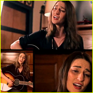 Sara Bareilles Sings Acoustic 'I Choose You' for Jimmy Fallon!