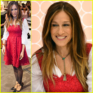 Sarah Jessica Parker: My Daughters Have Their Own Fashion Sense!