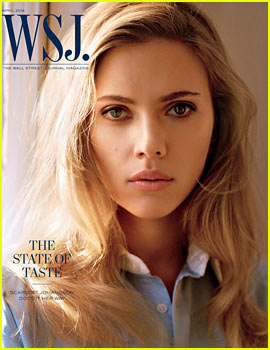 Scarlett Johansson to 'WSJ': I 'Selfishly' Want a Career & Family