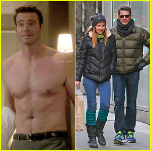 Scott Foley Goes Shirtless on 'Scandal' - See the Stills Here!