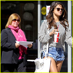 Selena Gomez Served Legal Papers in Los Angeles