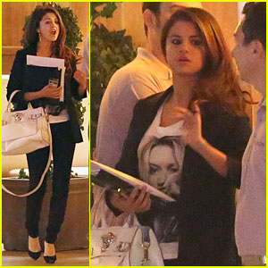 Selena Gomez Is an Animated Story Teller at Sunset Towers!