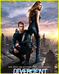 Shailene Woodley's 'Divergent' Dominates Friday's Box Office!